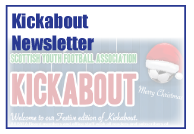 Kickabout Newsletter
