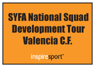 SYFA National 16s Valencia