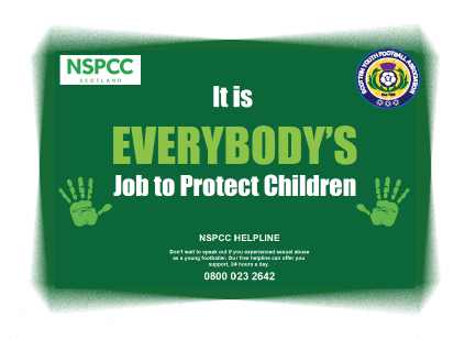 NSPCC SYFA Child Protection website